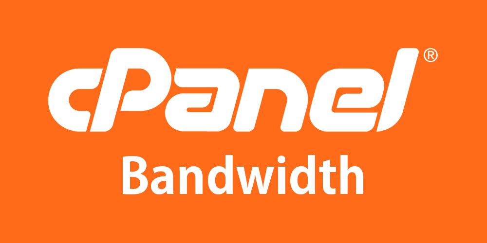 Cpanel Bandwidth