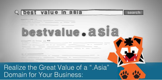 Asia domain