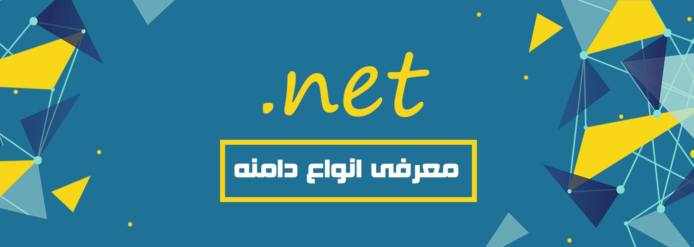 معرفی پسوند دامنه NET.