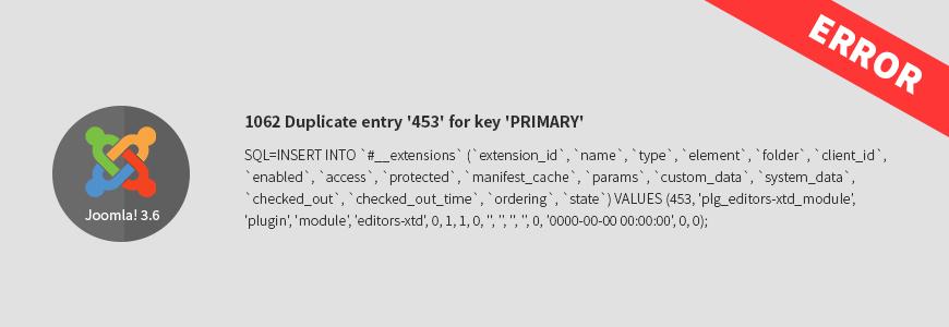 1602 Duplicate sql entry error