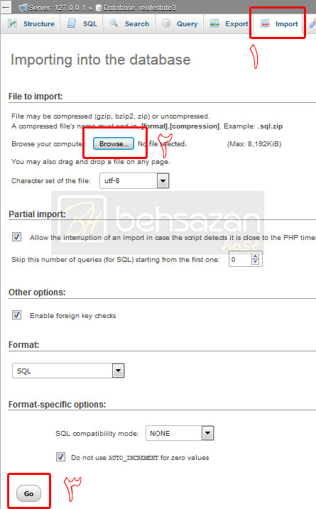 آموزش انتقال سایت وردپرس از لوکال هاست به سرور